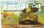 "Asuka 35020 M4A3E8 Sherman ""Easy Eight"" - NEW"